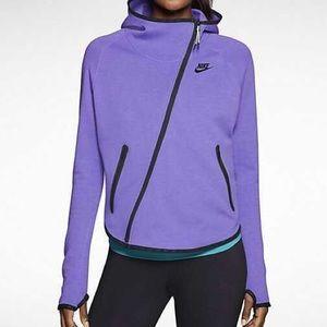 Nike women's sportswear tech fleece butterfly